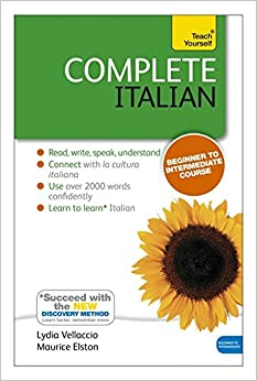 Book Complete Italian (Learn Italian with Teach Yourself): Book: New edition (Teach Yourself Complete)