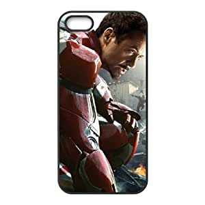 GGMMXO Avengers Age of Ultron 3 Phone Case For iPhone 5s [Pattern-1]