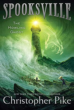 book cover of The Howling Ghost