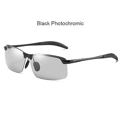 Amazon.com: KTSSOL Gafas de sol polarizadas fotocromáticas ...