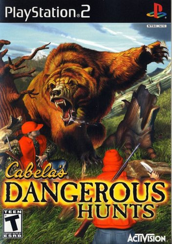 Mountain Hidden Deer - Cabela's Dangerous Hunts - PlayStation 2