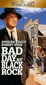 Bad Day at Black Rock [VHS]