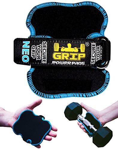 Mejores apretones de elevación por Power Grip Pads® NEO   Los ...
