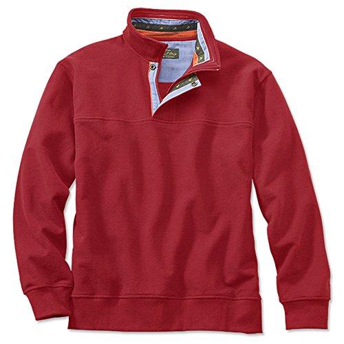 Orvis Signature Sweatshirt, Red, XL