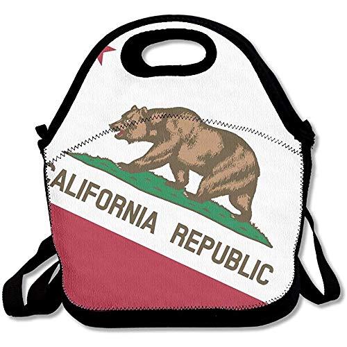 10 best california flag lunch box