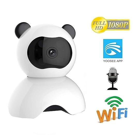 Cámara IP Yoosee 1080P IP WiFi Seguridad Vigilancia En El ...