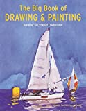 Big Book of Drawing and Painting, Francisco Asensio Cerver, 0060557265
