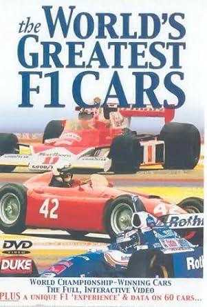 The Worldu0027s Greatest F1 Cars ...