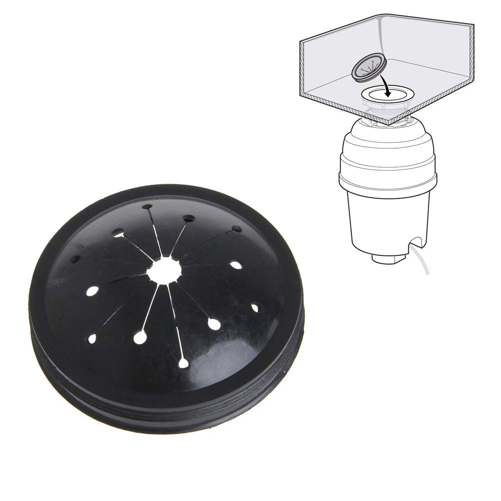 winwill Reemplazo de Basura Disposici/ón de Splash Guard GE para residuos de King In-Sink-Erator