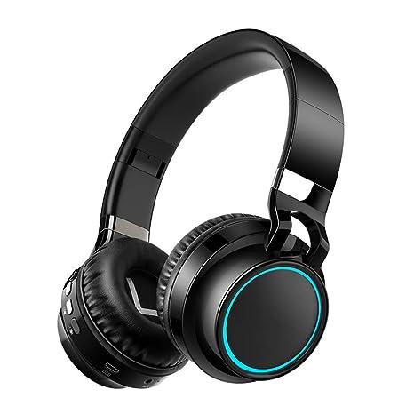 0de9e32e9d0 GUORZOM P6 Wireless Headphones Bluetooth Headphone Sports Folding Noise  Cancelling with Mic Support TF Card Bass
