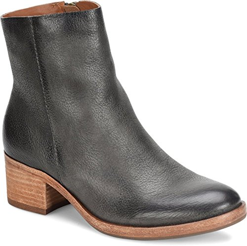 Damen Grain Ease Leather Damen Mayten Dark Full Grey Kork PapqOTzT