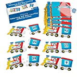 Bargain World Patterning & Skip Counting Puzzles (With Sticky Notes)
