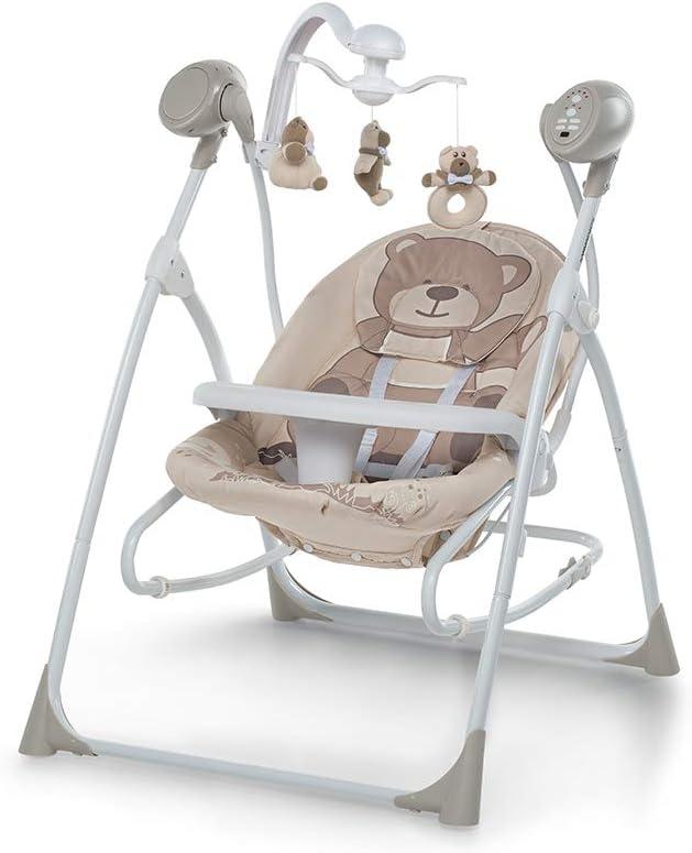 color Baby Tiger Hamaca Columpio Foppapedretti Carillon
