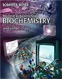 Modern Experimental Biochemistry 9780805331110