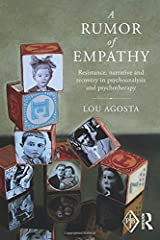 A Rumor of Empathy (Psychoanalytic Inquiry Book Series) Paperback