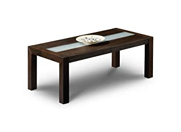 Julian bowen santiago coffee table dark wood amazon julian bowen santiago coffee table dark wood mozeypictures Choice Image