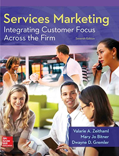 Services Marketing: Integrating Customer Focus Across the Firm (Best Customer Service Phrases)