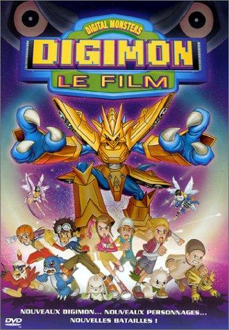 Digimon : Le Film [Francia] [DVD]: Amazon.es: Mamoru Hosoda, Shigeyasu Yamauchi: Cine y Series TV