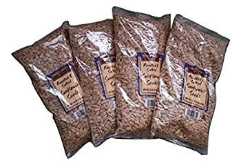 4 LB's Trader Joe's Roasted & Salted Sunflower Seeds Snack Food
