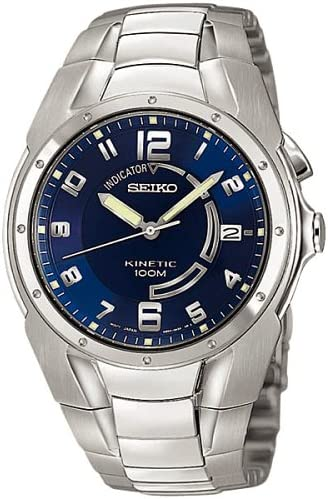 Amazon.com: Seiko Mens SKA235 Kinetic Watch: Seiko: Watches