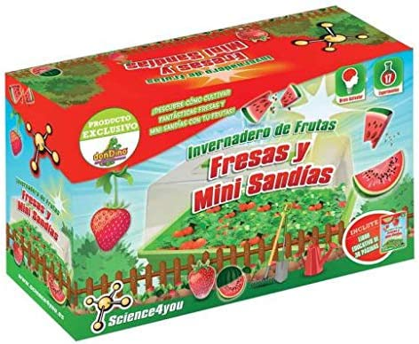 Science4you Invernadero de frutas y mini sandias: Amazon.es: Jardín