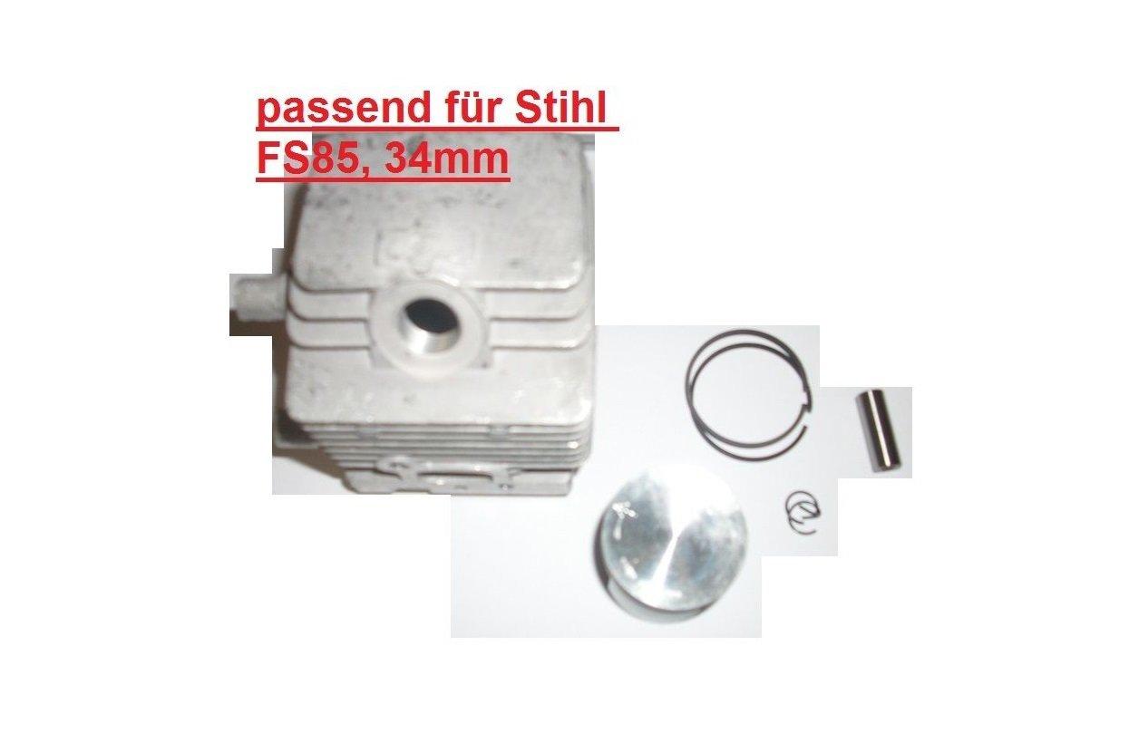 Unbekannt Zylinderkit fü r FS85, 34mm von Stihl Motorsensen, Freischneider, Astsä gen verschiedene