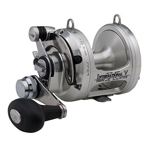 Penn 2 Speed Fishing Reel, Size 16 (2 Speed Conventional Reel)
