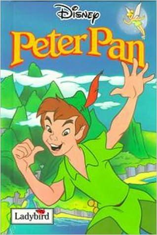 Disney Peter Pan Book