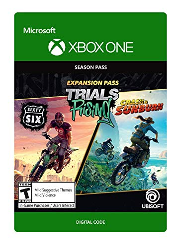 Trials Rising: Expansion Pass - Xbox One [Digital Code]