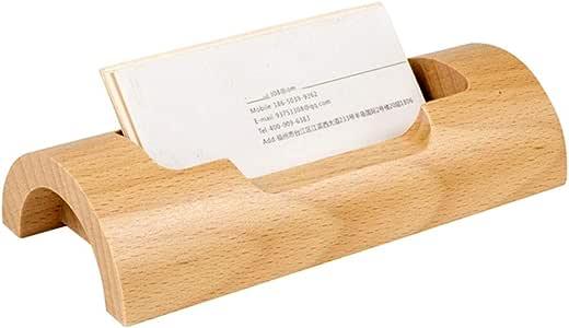 Porta tarjetas Asiento de tarjeta de visita Caja de tarjeta de ...