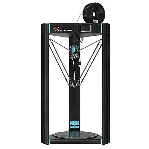 Predator Delta Kossel impresora 3D pre-ensamblado con Ultrabase ...