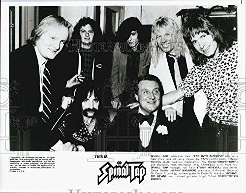 1983 Pressure Photo David Kaff, R. J. Parnell, Tony Hendra, Harry Shearer