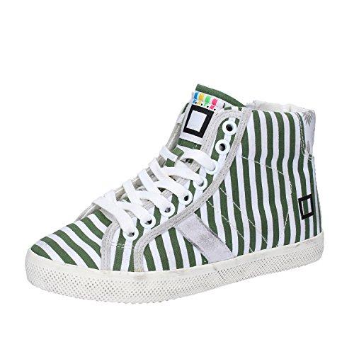 D.a.t.e. Date Sneakers Mädchen 32 EU Weiß Grün Textil