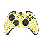 Lemon Lemon Lemons and More Lemons Pattern Xbox One Controller Vinyl Decal Sticker Skin by Moonlight Printing