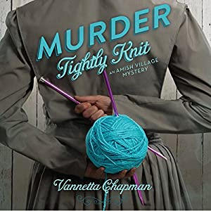 Murder Tightly Knit | Livre audio