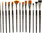 Weber DD8100 Donna Dewberry Professional Brush Set, 13 Per Package
