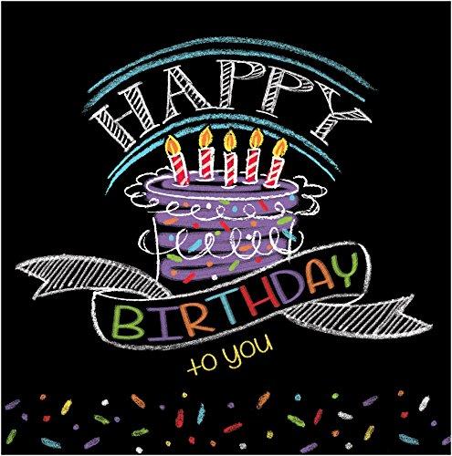 Creative Converting 665971 Birthday Multicolor