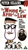 The Wrong Arm of the Law [VHS]