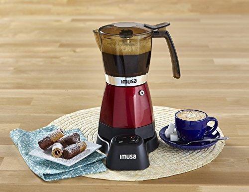 Top 10 Best Electric Moka Pot Espresso Makers Reviews 2019-2020 cover image