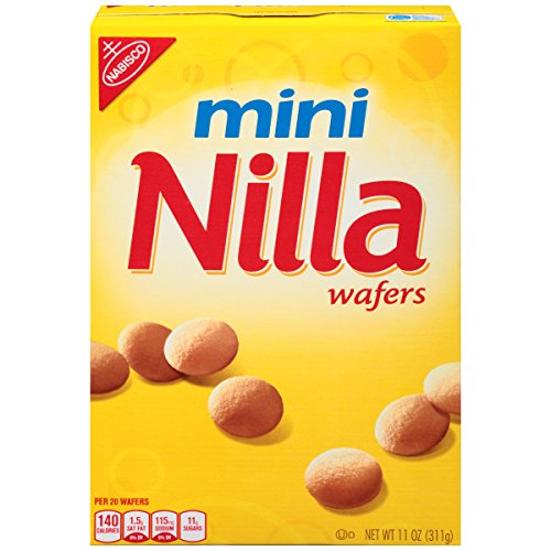 Pantry Pack Mini - Nilla Wafer Mini Cookies, 11 Ounce
