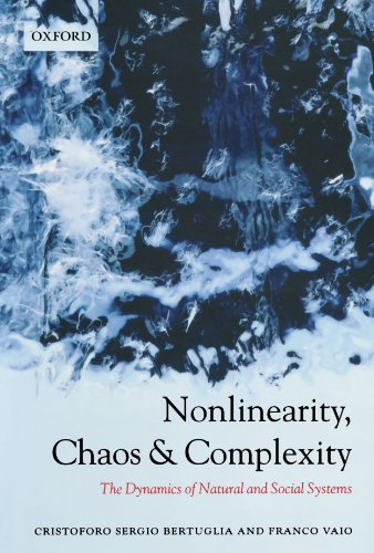 Price comparison product image Nonlinearity, Chaos, and Complexity: The Dynamics of Natural and Social Systems