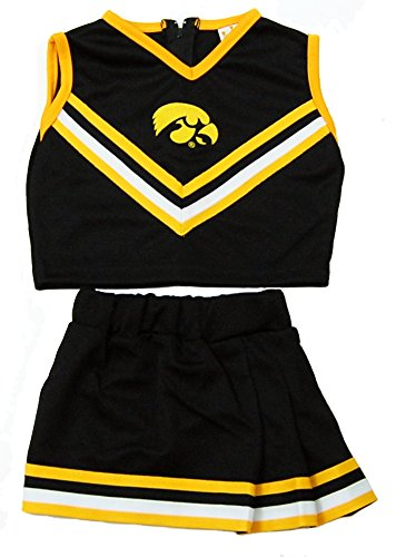 Infant Two Piece Cheerleader Outfit - 8