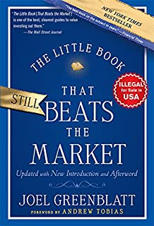 THE LITTLE BOOK THAT STILL BEATS THE MARKET [Paperback] [Jan 01, 2015