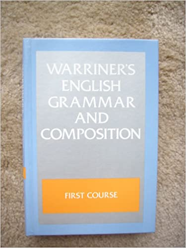 Books for English Grammar and Composition...?