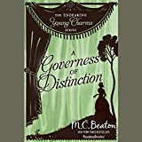 A Governess of Distinction (Endearing Young Charms series, Book 4)