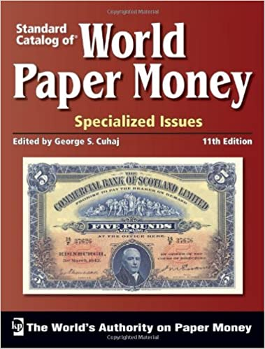 {{FB2{{ Standard Catalog Of World Paper Money - Specialized Issues 11th Edition.. average Hacer Although years straight Sports front