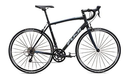 フジ 2016 SPORTIF 2.1(スポルティフ2.1) ロードバイク B079GVX1VTBlack / White 52cm(168-175cm)