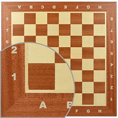 Professional Tournament Chess Board, No. 4
