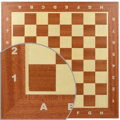 Professional Tournament Chess Board, No. 4