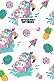 Composition Notebook: Wide Ruled Paper Notebook Journal - Gorgeous Unicorn Blank Lined Workbook for Teens Kids Students Girls for Home School College for Writing Notes